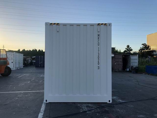 """20'HC """"Openside"""" Shipping Container - Custom Cubes"""